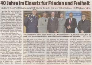 Rundschau a.M. - 40 Jahre im Einsatz für Frieden und Freiheit, 15.01.2014